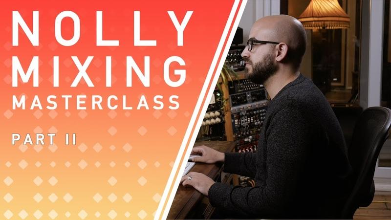 Adam Nolly Getgood Mixing Masterclass part 2 of 2 Bass guitar and vocals