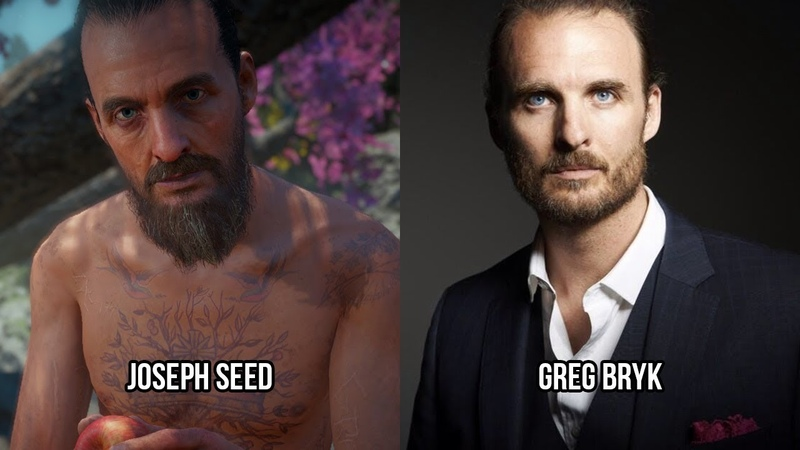 Characters and Voice Actors Far Cry New Dawn