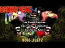 Donkey Kong Country Bonus Room Blitz - El Desafio