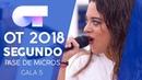 EX'S OH'S - MARÍA y NOELIA | Segundo pase de micros Gala 5 | OT 2018