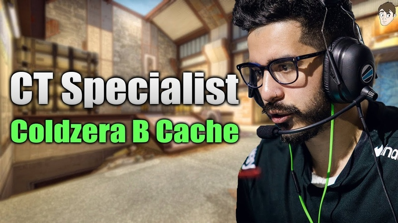 CT Specialist coldzeras Approach to B Site Cache