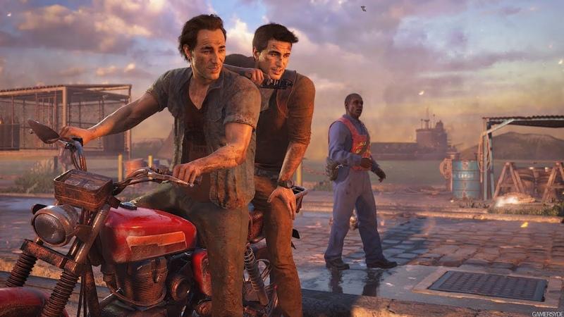 Дрекс пекс фекс (03 серия, Uncharted 4)