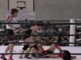 1. Sumiyo Toyama, Hiromi Sugo vs. Tomoko Miyaguchi, Rieko Amano (JWP 5.14.1995)
