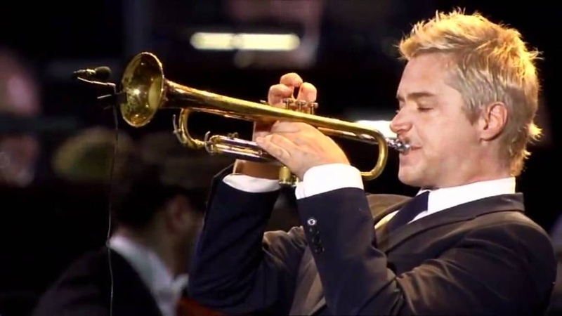 Chris Botti feat. Caroline Campbell Sinfonia Varsovia - Emmanuel (cond. Adam Sztaba)