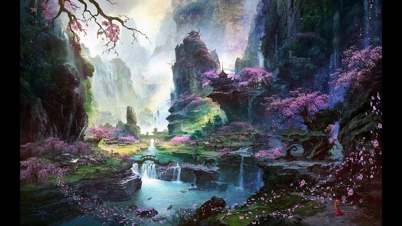 Classical Chinese Music - Erhu, Guqin, Flute 中国古典音乐 - 二胡, 古琴, 竹笛