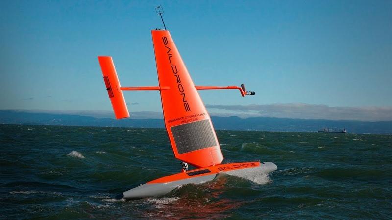 How a fleet of wind-powered drones is changing our understanding of the ocean | Sebastien de Halleux