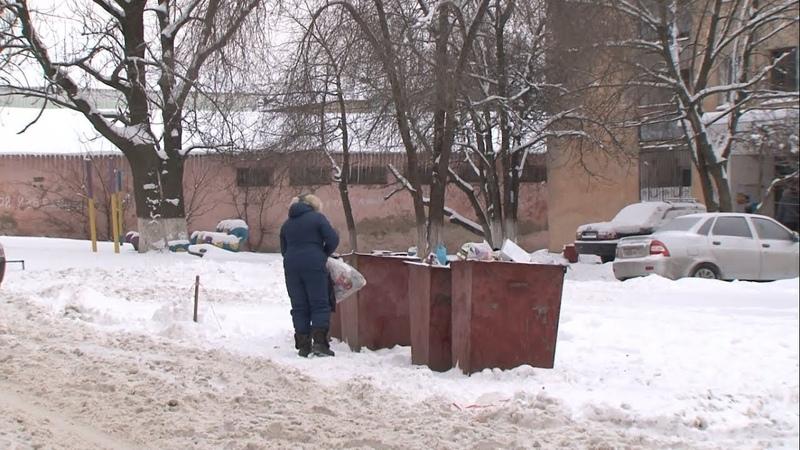 Кто в Старом Осколе сортирует мусор