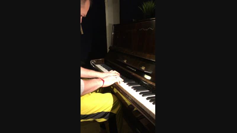 Шопен, прелюдия h-moll Op. 28 6; ученик Музыкальной школы ШУМ Алексей Раппопорт, преподаватель -- Елена Львовна Вочис