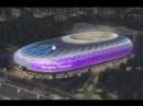 Светотехнические решения для стадиона Динамо