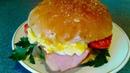 Как приготовить сэндвич Рецепт Быстрый завтрак за 5 минут Бутерброд с яйцом