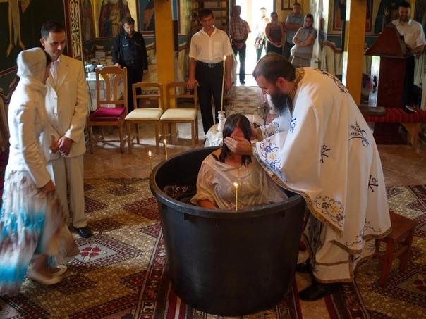 Разница между баптистами и православными