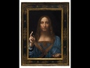 Leonardo da Vinci's Salvator Mundi Watching it watching you imazing