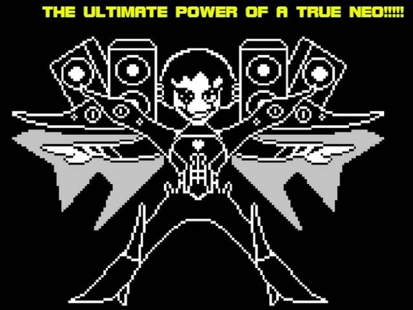 UNDERSWAP - NAPSTATON NEO POWER OF A TRUE NEO!!
