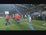 Жилина-Марсель 0-7.Обзор матча