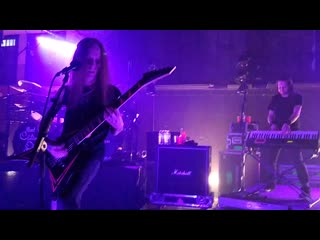 Children of bodom - under grass and clover (live at salt lake city 23.03.2019)