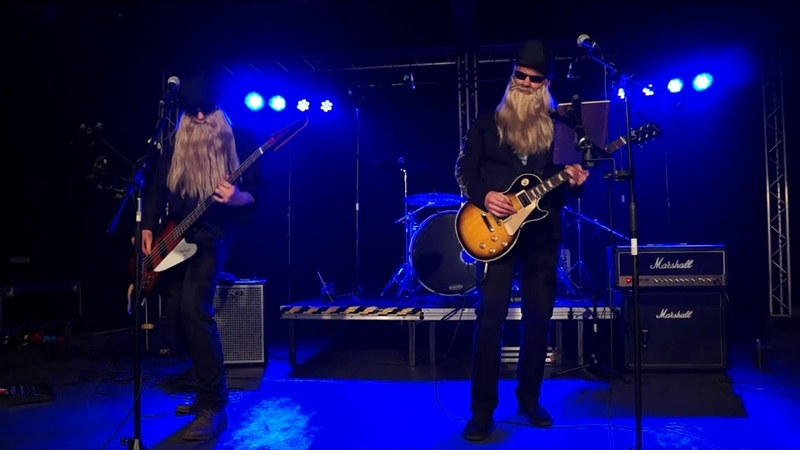 EZZY TOP I NEED YOU TONIGHT ZZ TOP COVER