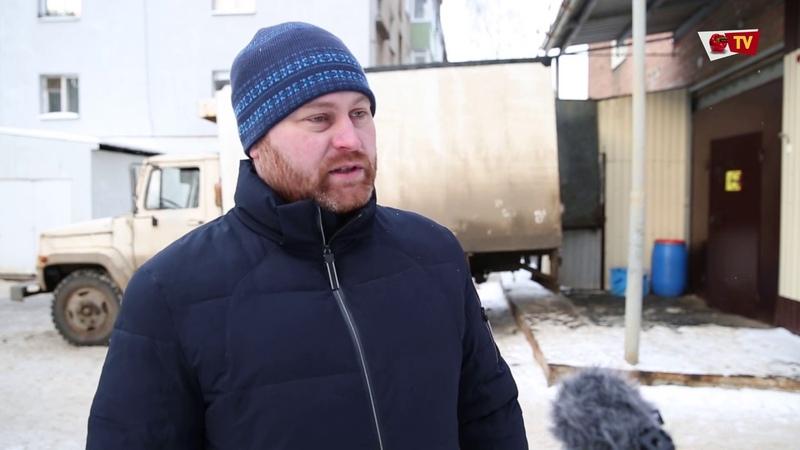 В Ярославле жилой дом близок к обрушению из-за магазина Высшая лига.