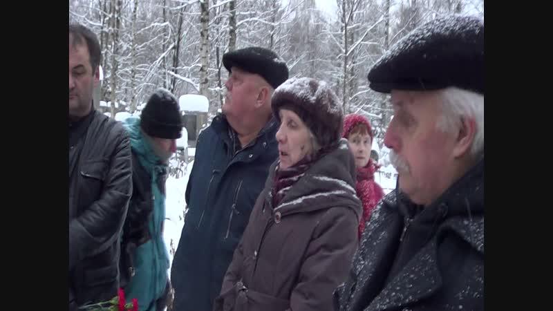 О Юрии Григорьевиче Терентьеве рассказывает библиотекарь Комарова Галина Васильевна