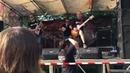 Выступление группы Монолит на мото-рок-фестивале Стальная воля 2018