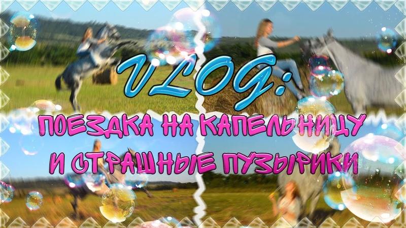 VLOG: Поездка на Капельницу и страшные пузырики о.О