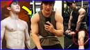 MONSTA X 몬스타엑스 WONHO MUSCLES APPRECIATION (ABS, ARMS, LEGS)