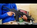Crosman Comrade AK пневматический АКСУ (отстрел)