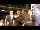 HEAVYWEIGHT BEEF JARRELL BIG BABY MILLER SHOVES ANTHONY JOSHUA AS TEMPERS FLARE IN NEW YORK