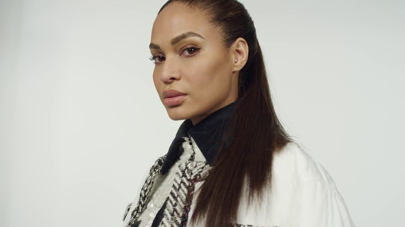 Fall 2018 with Joan Smalls / L'automne 2018 avec Joan Smalls