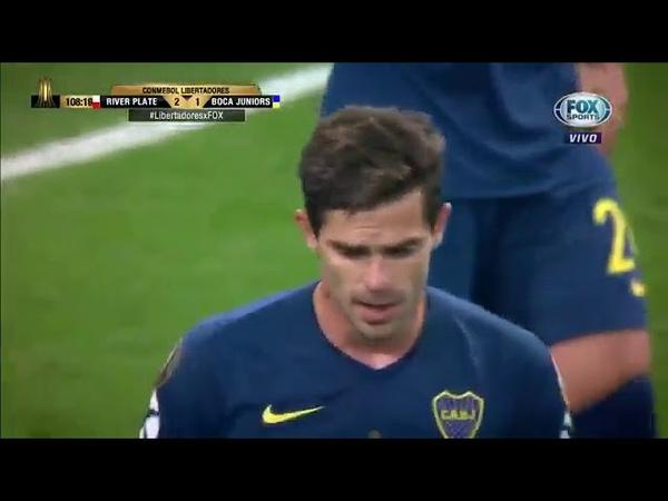 River Plate vs Boca Juniors 3 1 Fox Sports Relato Mariano Closs GOLES Y RESUMEN Copa Libertadores