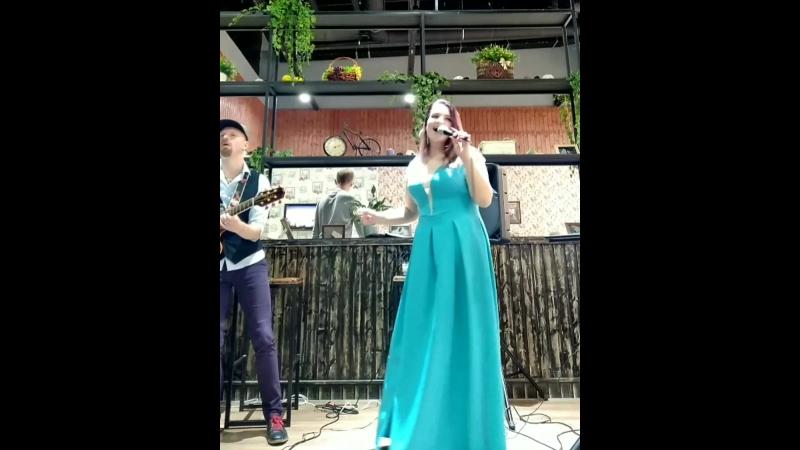 Ольга KODA и Артем Головко дуэт гитара и вокал