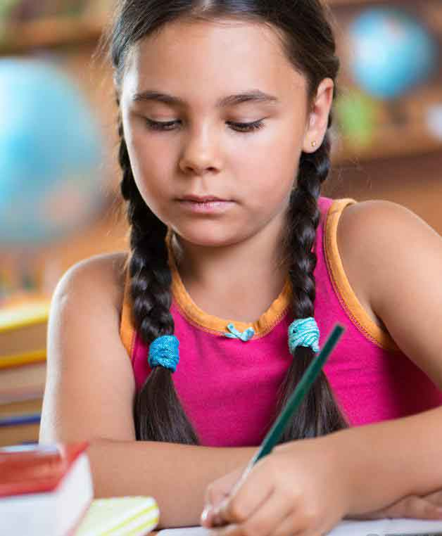 Дети с аутизмом могут выражать себя через рассказы