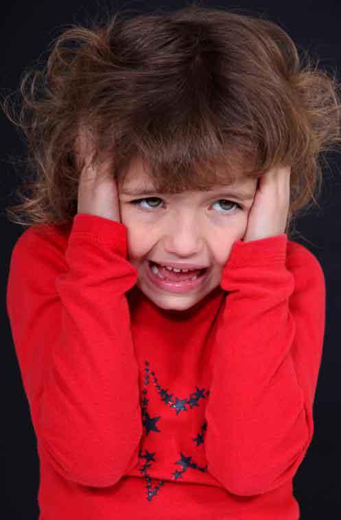 Определенные стимулы могут быть подавляющими для людей с аутизмом