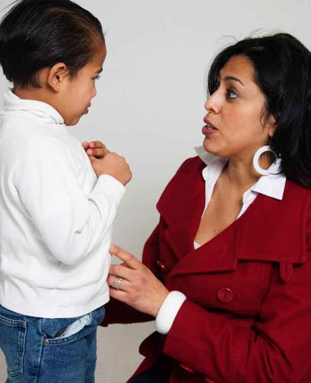 Для детей с аутизмом необходимы различные методы дисциплины по сравнению с другими детьми