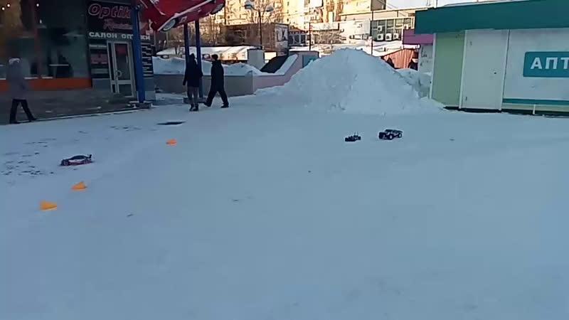 Зимняя практика мкмс