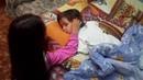 Маленькая няня. Колыбельная для малыша. Как дети засыпают.\Little nanny.A lullaby for the baby.