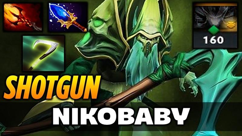 Nikobaby Necrophos Shotgun Highlights Dota 2