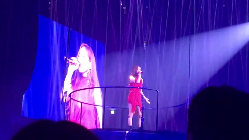 181021 Taeyeon — Fire @ <‵s...> Concert in Seoul Day 2