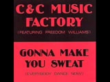 C&ampC And Music Factory And Martha Wash And Freedom Williams - GMYS, EB DANCE NOW (Freedom Williams Mix) By CBS Records Inc. Ltd.
