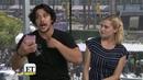 Comic Con 2018 The 100 Bob Morley And Eliza Taylor intervista stagione 5 SUB ita