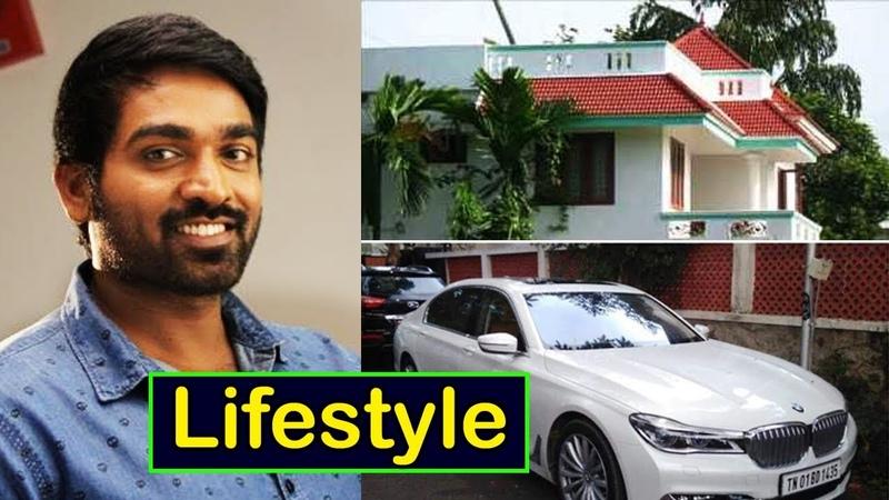 Vijay Sethupathi Lifestyle | Net Worth | Salary | House | Cars | Family | Biography 2017