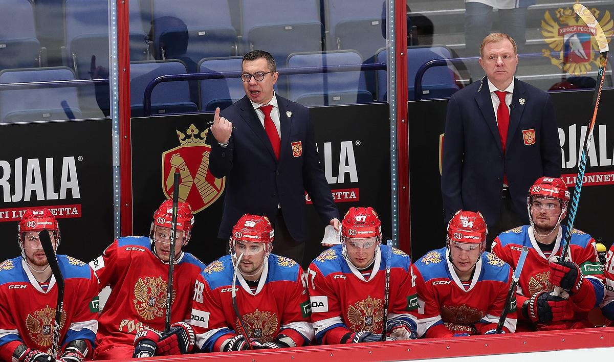 Россия проиграла Чехии в заключительном матче «Кубка Карьяла» (Видео)