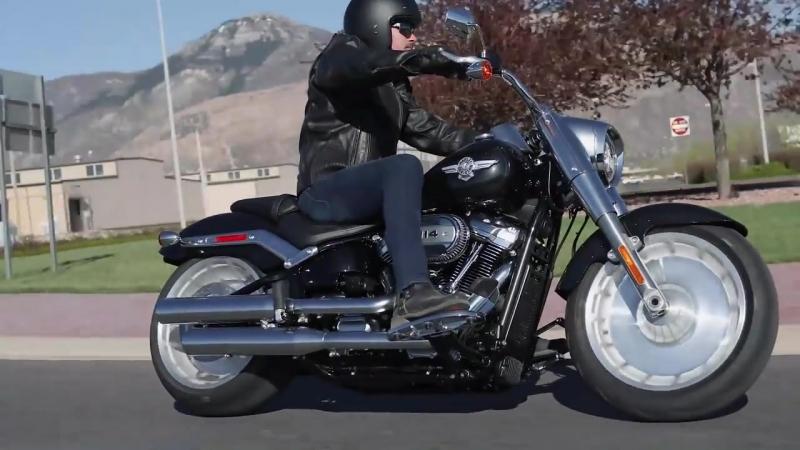 Harley-Davidson Fat Boy 2018