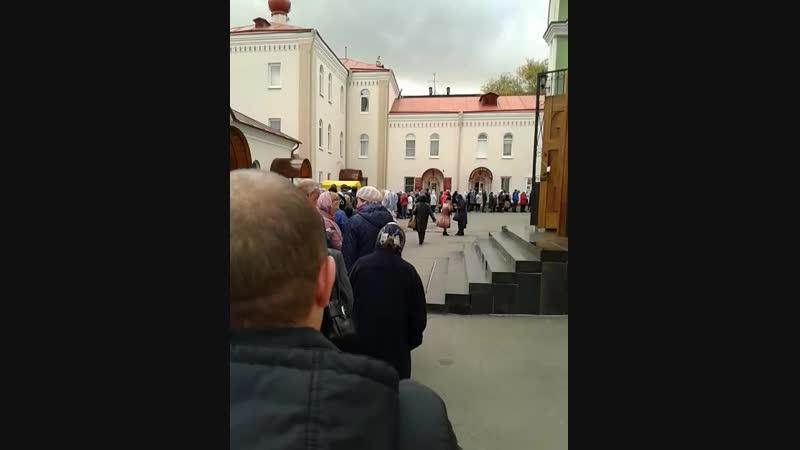 святой отец архиепископ Лука Войно-Ясенецкий учит нас терпению перед встречей с Собой и с Богом