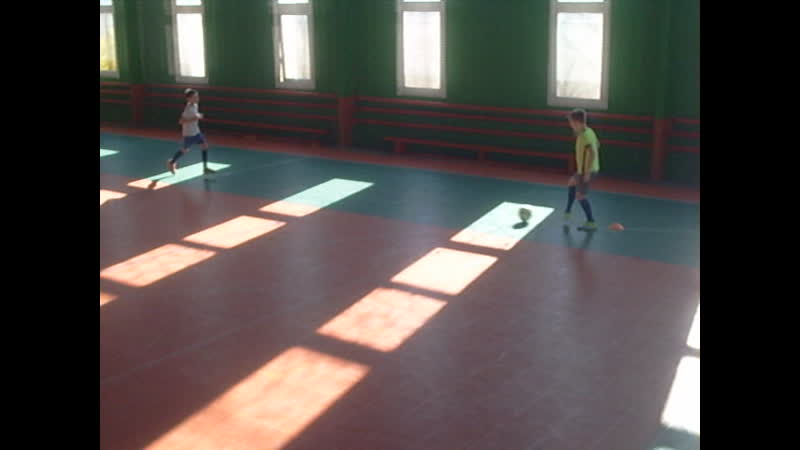 ДФШ Бойцов Team. Упражнение № 20 (1) : упражнение на улучшение навыков паса.