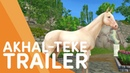 The Updated Akhal Teke Star Stable Trailers
