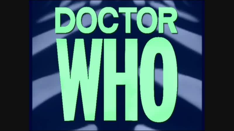 Doctor Who fanmade retro intro