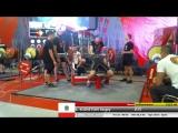 Кузнецов Сергей Жим 152.5 кг