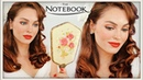 Allie Hamilton The Notebook Makeup Tutorial 1940s