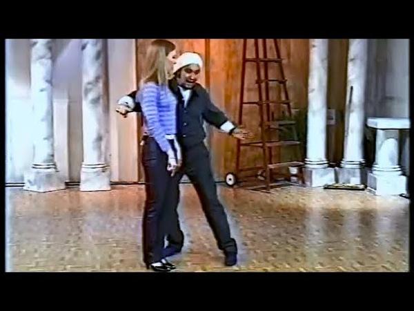 Уроки танго от Чичо 2 Болео назад