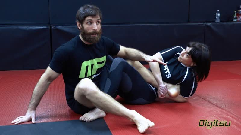 Eddie Cummings - How to Escape the Inside Ashi Garami Heel Hook eddie cummings - how to escape the inside ashi garami heel hook